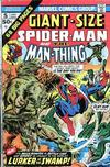 Cover for Giant-Size Spider-Man (Marvel, 1974 series) #5