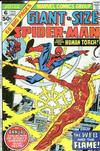 Cover for Giant-Size Spider-Man (Marvel, 1974 series) #6
