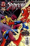Cover for The Sensational Spider-Man (Marvel, 1996 series) #12 [Direct Edition]