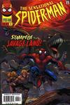 Cover for The Sensational Spider-Man (Marvel, 1996 series) #13