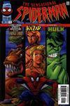 Cover for The Sensational Spider-Man (Marvel, 1996 series) #15