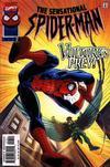 Cover for The Sensational Spider-Man (Marvel, 1996 series) #17