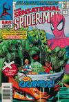 Cover for The Sensational Spider-Man (Marvel, 1996 series) #-1 [Newsstand Edition]