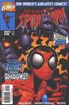 Cover for The Sensational Spider-Man (Marvel, 1996 series) #18