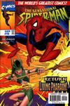 Cover for The Sensational Spider-Man (Marvel, 1996 series) #19