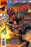 Cover for The Sensational Spider-Man (Marvel, 1996 series) #20
