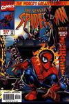 Cover for The Sensational Spider-Man (Marvel, 1996 series) #21