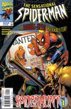 Cover for The Sensational Spider-Man (Marvel, 1996 series) #25