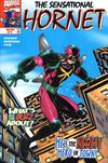 Cover for The Sensational Spider-Man (Marvel, 1996 series) #27 [Direct Edition - 50/50 - Sensational Hornet #1 Outer Cover]