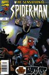 Cover for The Sensational Spider-Man (Marvel, 1996 series) #29 [Newsstand Edition]
