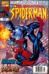 Cover for The Sensational Spider-Man (Marvel, 1996 series) #33