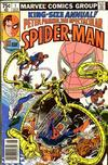 Cover for The Spectacular Spider-Man Annual (Marvel, 1979 series) #1 [Newsstand]