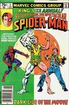 Cover for The Spectacular Spider-Man Annual (Marvel, 1979 series) #3 [Newsstand]