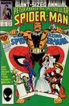 Cover for The Spectacular Spider-Man Annual (Marvel, 1979 series) #7 [Direct]