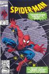 Cover for Spider-Man (Marvel, 1990 series) #27 [Direct]