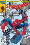 Cover for Spider-Man (Marvel, 1990 series) #28 [Direct]