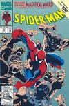 Cover for Spider-Man (Marvel, 1990 series) #29