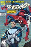 Cover for Spider-Man (Marvel, 1990 series) #32
