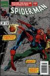 Cover Thumbnail for Spider-Man (1990 series) #46 [Silver Newsstand Edition]