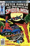 Cover for The Spectacular Spider-Man (Marvel, 1976 series) #6 [Regular Edition]