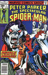 Cover for The Spectacular Spider-Man (Marvel, 1976 series) #7 [30¢]