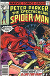 Cover Thumbnail for The Spectacular Spider-Man (1976 series) #11 [30 cent cover price]
