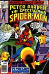 Cover for The Spectacular Spider-Man (Marvel, 1976 series) #17