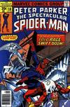 Cover for The Spectacular Spider-Man (Marvel, 1976 series) #18 [Regular Edition]