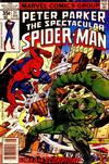 Cover for The Spectacular Spider-Man (Marvel, 1976 series) #21
