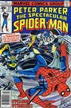Cover for The Spectacular Spider-Man (Marvel, 1976 series) #23