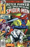 Cover for The Spectacular Spider-Man (Marvel, 1976 series) #25 [Regular Edition]
