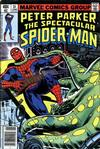 Cover for The Spectacular Spider-Man (Marvel, 1976 series) #31 [Newsstand]