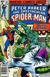 Cover Thumbnail for The Spectacular Spider-Man (1976 series) #34 [Newsstand Edition]