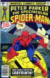 Cover for The Spectacular Spider-Man (Marvel, 1976 series) #35