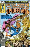 Cover for The Spectacular Spider-Man (Marvel, 1976 series) #36 [Newsstand]