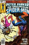 Cover for The Spectacular Spider-Man (Marvel, 1976 series) #37