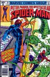 Cover for The Spectacular Spider-Man (Marvel, 1976 series) #39 [Newsstand]