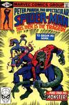 Cover for The Spectacular Spider-Man (Marvel, 1976 series) #40