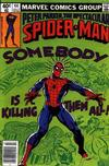 Cover Thumbnail for The Spectacular Spider-Man (1976 series) #44 [Newsstand]