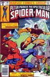 Cover Thumbnail for The Spectacular Spider-Man (1976 series) #49 [Newsstand]