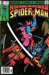 Cover Thumbnail for The Spectacular Spider-Man (1976 series) #54 [Newsstand]
