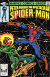 Cover for The Spectacular Spider-Man (Marvel, 1976 series) #56
