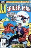 Cover for The Spectacular Spider-Man (Marvel, 1976 series) #57 [Direct]