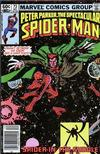 Cover for The Spectacular Spider-Man (Marvel, 1976 series) #73