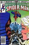 Cover Thumbnail for The Spectacular Spider-Man (1976 series) #82 [Newsstand Edition]