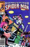 Cover Thumbnail for The Spectacular Spider-Man (1976 series) #84 [Newsstand]