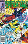 Cover Thumbnail for The Spectacular Spider-Man (1976 series) #86 [Newsstand Edition]