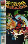 Cover for Spider-Man Megazine (Marvel, 1994 series) #1