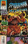 Cover for Spider-Man Megazine (Marvel, 1994 series) #3