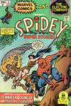 Cover for Spidey Super Stories (Marvel, 1974 series) #2